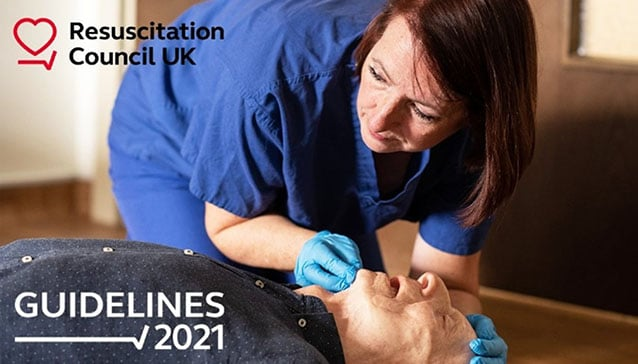 Resuscitation Council UK Guidelines