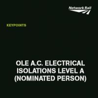 ElectricalisolationsLevelA
